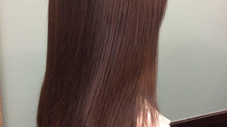 """40代~50代オトナ女子へ秋を先取りするなら""""髪色はオレンジブラウン""""でお洒落な秋色にするのが一押し!"""