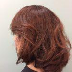 40代〜50代のオトナ女子に3Dヘアカラーで若く美しく「ボリュームアップのツヤ髪」ヘアスタイル