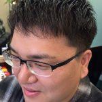 ビジネスマンに似合う清潔感のあるメンズカット !遊びすぎるヘアスタイルはNGだけど・・・きっちりしたヘアスタイルは嫌い!