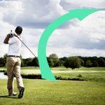 ゴルフの脱スライスにはストレッチ!「ゴルフパートバーストレッチ」