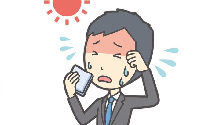 猛暑で自律神経が乱れ「夏バテ」になります!ドライヘッドスパ で改善できるんです?