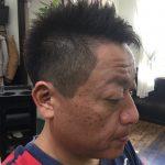 [ 男前カット ] メンズに似合うヘアーカタログ Vol.28 40代自営業男性