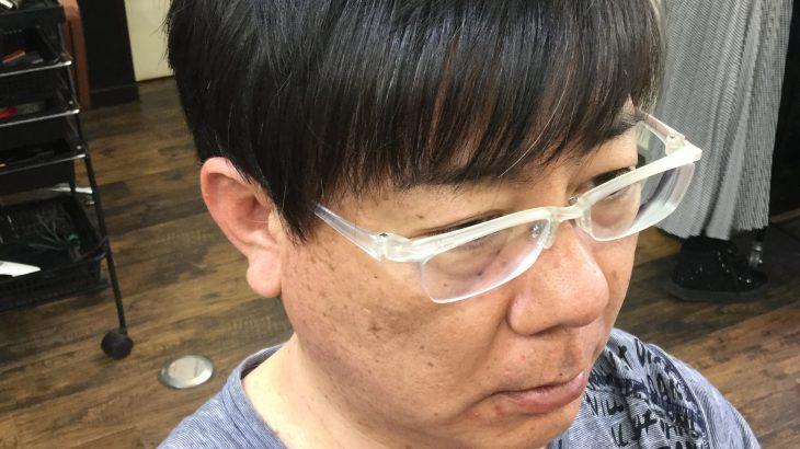 [ 男前カット ] メンズに似合うヘアーカタログ Vol.30 40代男前