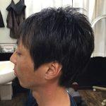 【男前カット】メンズに似合うヘアカタログVol 32 30代カジュアルモードな男前