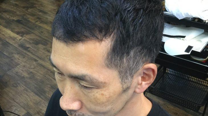 【男前カット】メンズに似合うヘアカタログ Vol.43 ベリーショートな男前