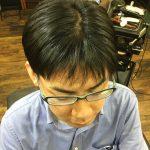 【男前カット】メンズに似合うヘアカタログ VOL.46 ナチュラルな男前