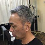 【男前カット】メンズに似合うヘアカタログ VOL.47 ロマンスグレーな男前