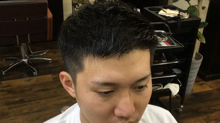 【男前カット】メンズに似合うヘアカタログ Vol.48 好印象な男前