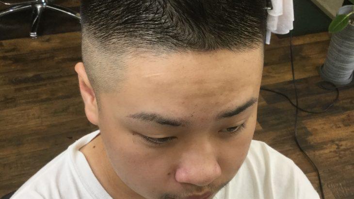 【男前カット】メンズに似合うヘアカタログ VOL.52 大人ボウズな男前
