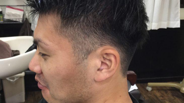 【男前カット】メンズに似合うヘアカタログ Vol.67 刈り上げな男前