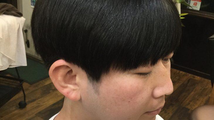 【男前カット】メンズに似合うヘアカタログ Vol.72 縮毛矯正な男前