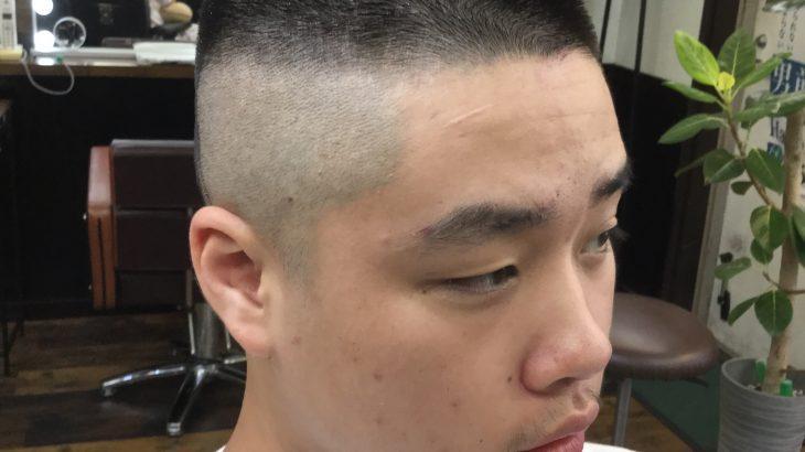 【男前カット】メンズに似合うヘアカタログ Vol.79 刈り上げな男前