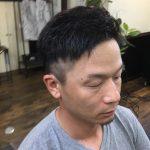 【男前カット】メンズに似合うヘアカタログ Vol.78 ツーブロックな男前