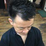 【男前カット】メンズが似合うヘアカタログ Vol.82 硬い髪でも男前