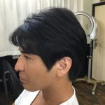 【男前カット】メンズが似合うヘアカタログ Vol.84 ミディアムスタイルで男前