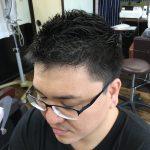 【男前カット】メンズが似合うヘアカタログ Vol.94 ベリーショートな男前
