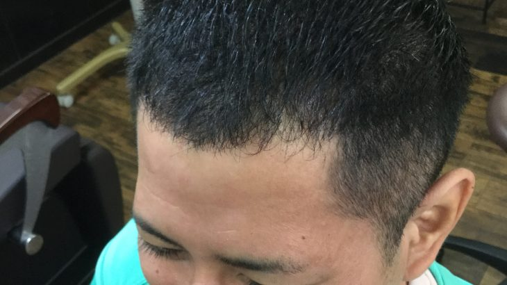 【男前カット】メンズが似合うヘアカタログ Vol.102 ベリーショートで男前