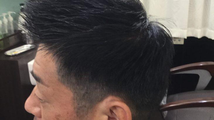 【男前カット】メンズが似合うヘアカタログ Vol.107 黒髪ショートで男前