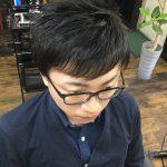 【男前カット】メンズが似合うヘアカタログ Vol.116 ナチュラルで男前