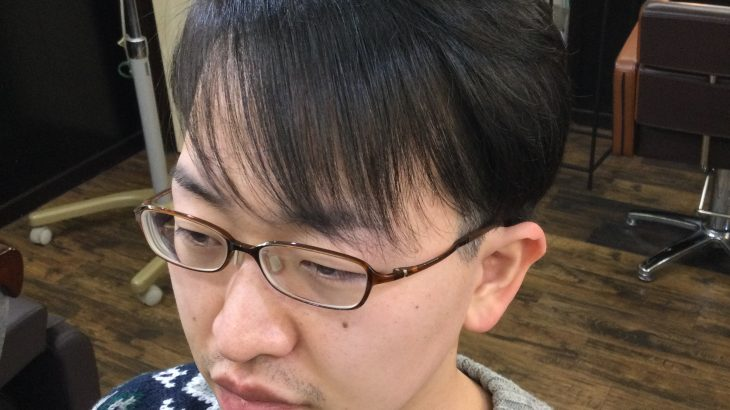 【男前カット】メンズが似合うヘアカタログ Vol.122 ナチュラルショートで男前