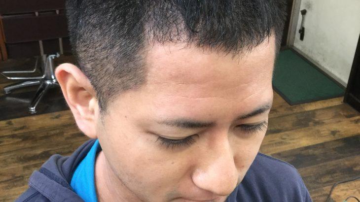 【男前カット】メンズが似合うヘアカタログ Vol.124 ベリーショートで男前