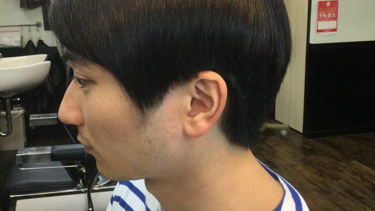 【男前カット】メンズが似合うヘアカタログ Vol.125 ストレートで男前