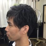 【男前カット】メンズが似合うヘアカタログ Vol.132 ナチュラルヘアで男前