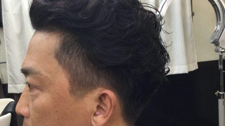 【男前カット】メンズが似合うヘアカタログ Vol.136 メンズパーマで男前