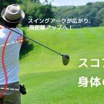 ゴルフストレッチしただけで?ゴルフのスコアーの違いに「びっくり!!」してます。