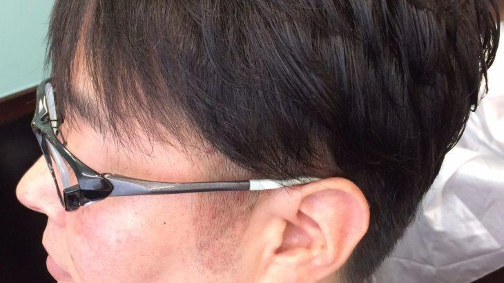 50代男性がカットにパーマをプラスするだけでマイナス20歳のボリュームヘアに若返ります