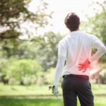 ゴルフで、なぜ腰痛になってしまうのか…?「ゴルフストレッチ」