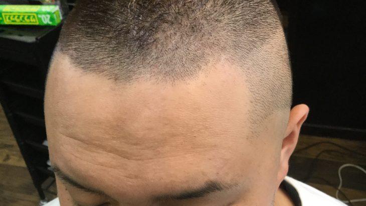 【男前カット】メンズに似合うヘアカタログ Vol 33 20代大人ボウズな男前