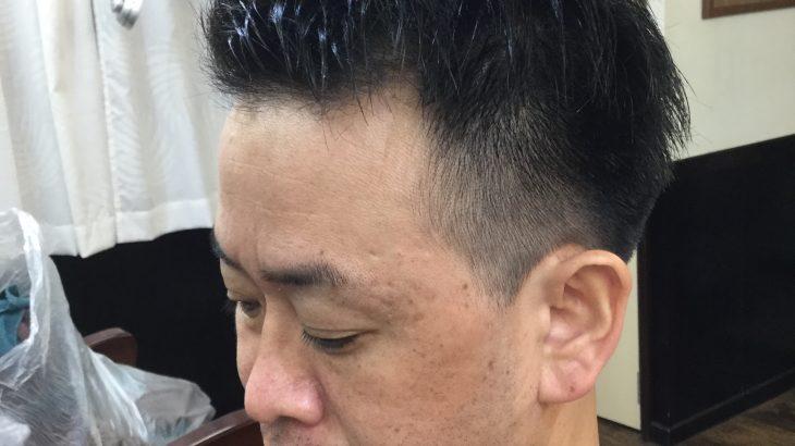 【男前カット】メンズに似合うヘアカタログ Vol.61 硬い髪質でも男前