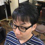 【男前カット】メンズが似合うヘアカタログVol.80 ふんわりとナチュラルパーマな男前