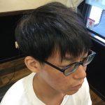 【男前カット】メンズが似合うヘアカタログ Vol.81 縮毛矯正で男前