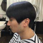 【男前カット】メンズが似合うヘアカタログ Vol.83 縮毛矯正で男前