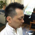 【男前カット】メンズが似合うヘアカタログ Vol.93 ソフトモヒカンで男前