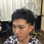 【男前カット】メンズが似合うヘアカタログ Vol.88 メンズパーマで男前