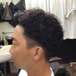 【男前カット】メンズが似合うヘアカタログ Vol.95 パーマで男前