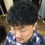 【男前カット】メンズが似合うヘアカタログ Vol.105 くせ毛を活かした男前