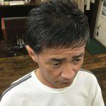 【男前カット】メンズが似合うヘアカタログ Vol.106 トップにボリュウームで男前