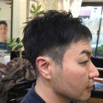 【男前カット】メンズが似合うヘアカタログ Vol.110 フェードスタイルで男前