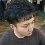 【男前カット】メンズが似合うヘアカタログ Vol.114 メンズパーマで男前