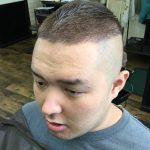 【男前カット】メンズが似合うヘアカタログ Vol.133 オシャレボウズで男前