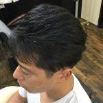 【男前カット】メンズが似合うヘアカタログ Vol.131 くせ毛を活かして男前