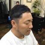 【男前カット】メンズが似合うヘアカタログ Vol.134 白髪ぼかしでカッコよく男前