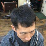 【男前カット】メンズが似合うヘアカタログ Vol.140 男前カットで薄毛もカバー