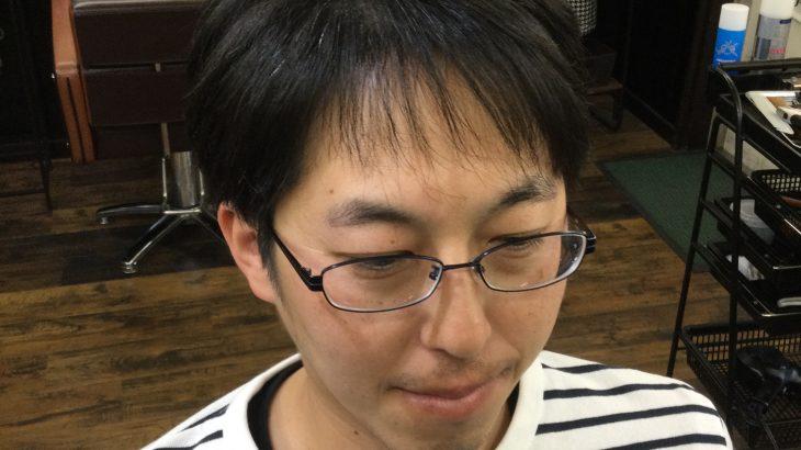 【男前カット】メンズが似合うヘアカタログ Vol.138 ナチュラルで男前