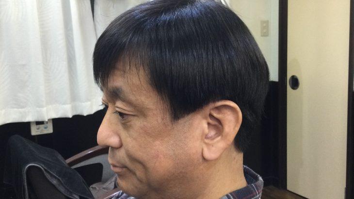 【男前カット】メンズが似合うヘアカタログ Vol.145 縮毛矯正で男前