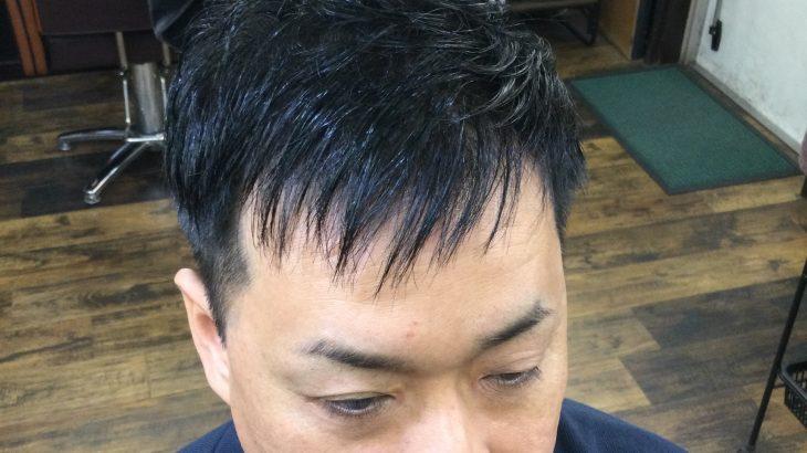 【男前カット】メンズが似合うヘアカタログ Vol.156 ナチュラルなカラーで男前